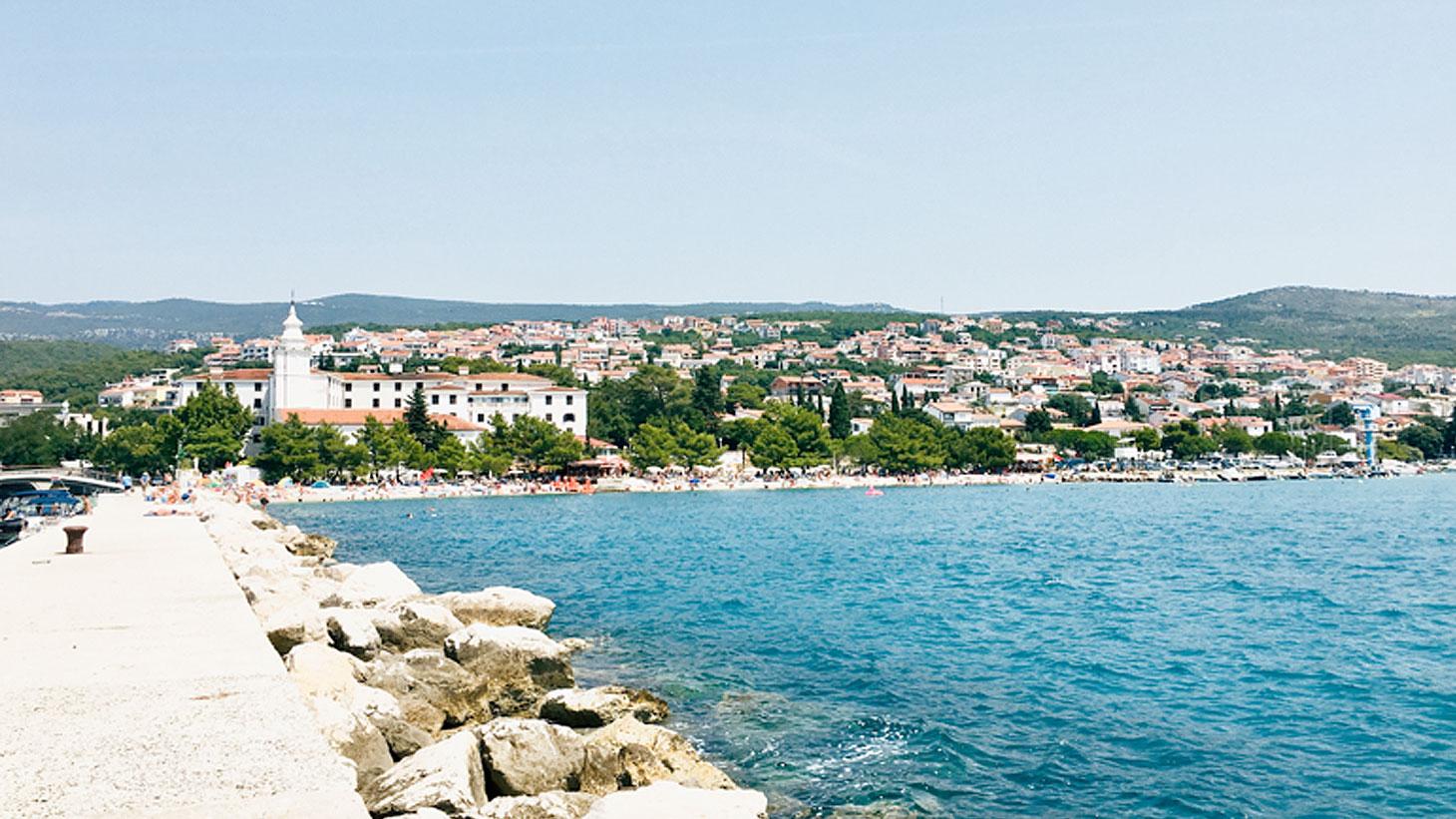 Student article—Serving in Croatia