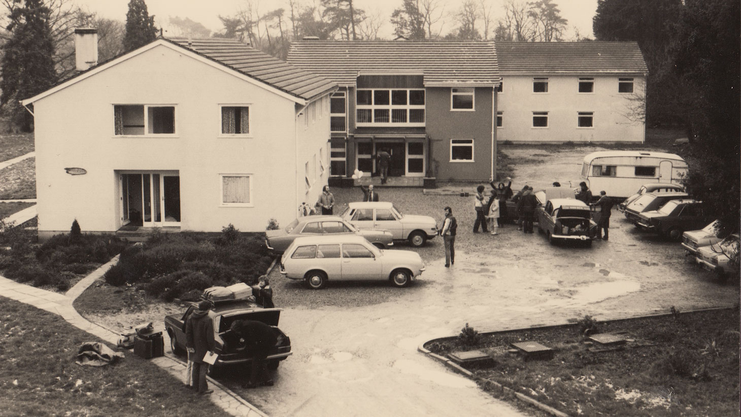 Student accommodation in the 1970s