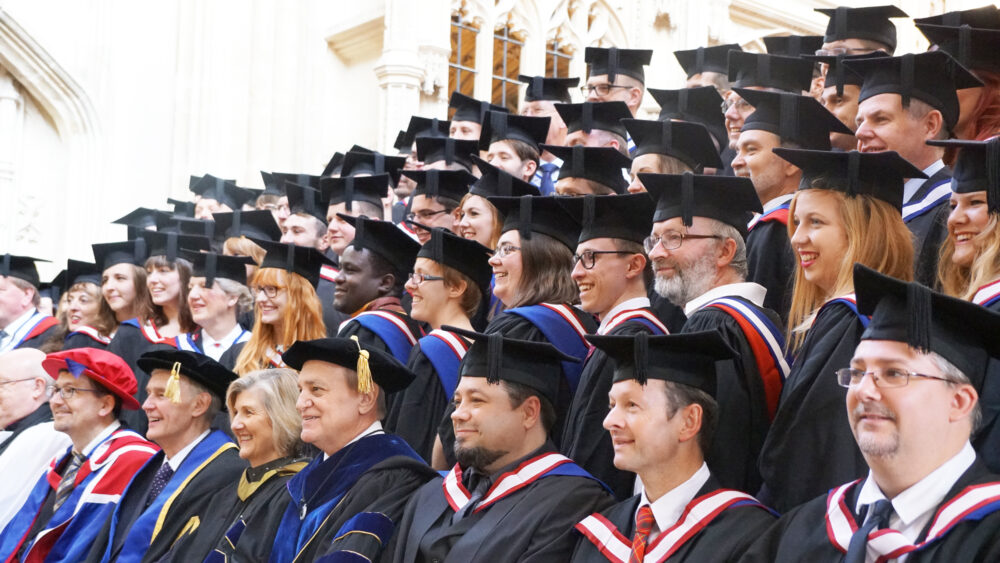 Graduate opportunities celebrated in latest survey