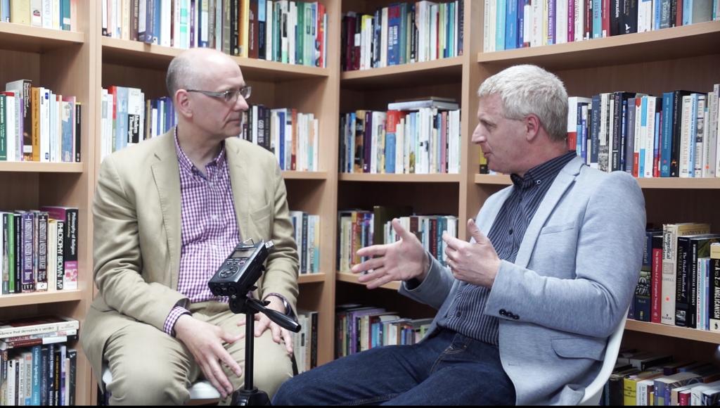 David Hilborn interviews Chris SInkinson