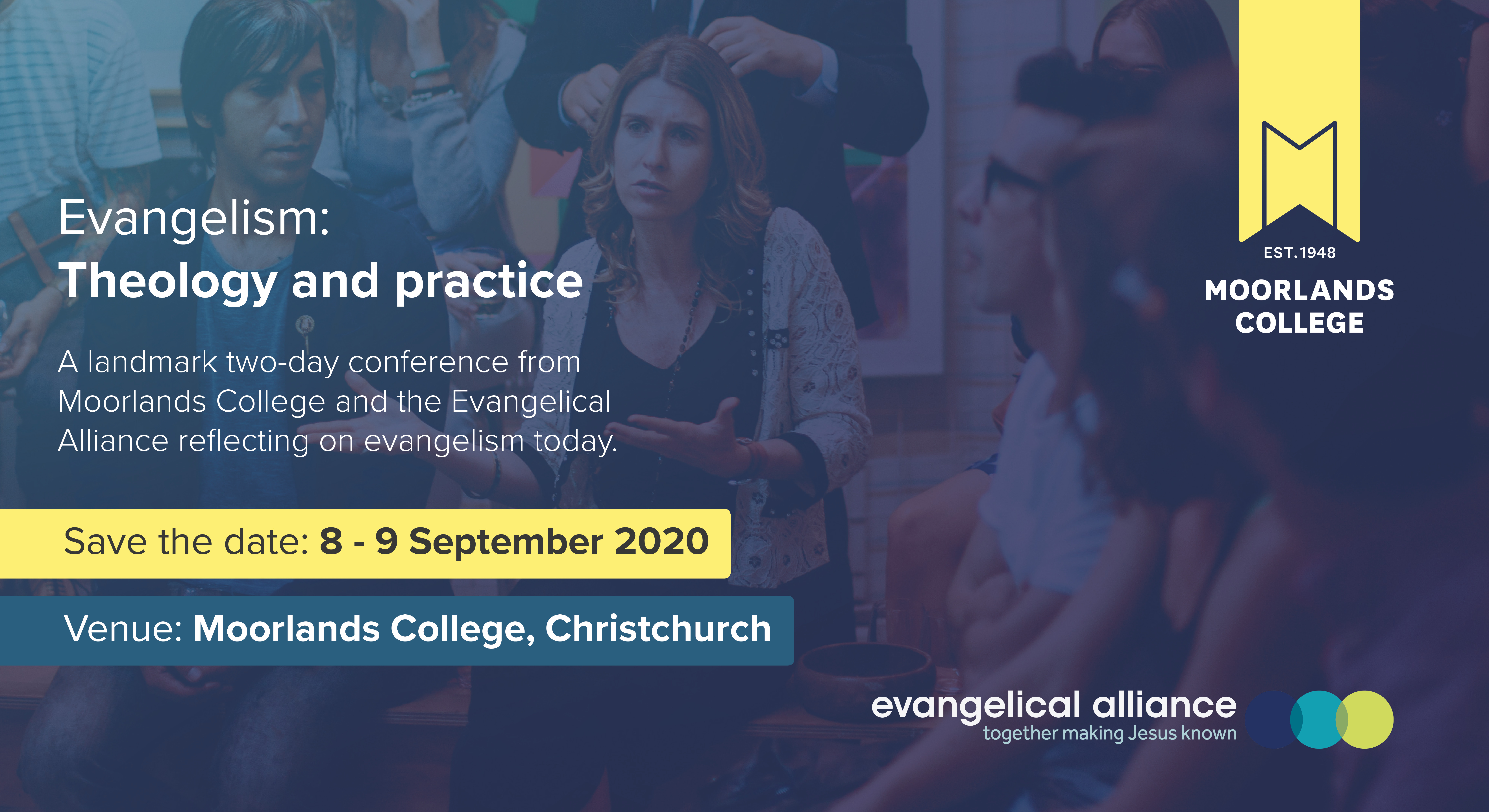 Evangelism – Theology and Practice Conference 2020