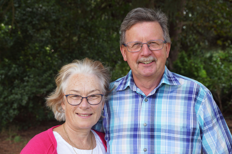 Celebrating Jonathan and Jackie Woodhouse