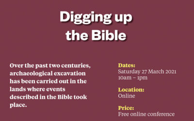 Digging up the Bible
