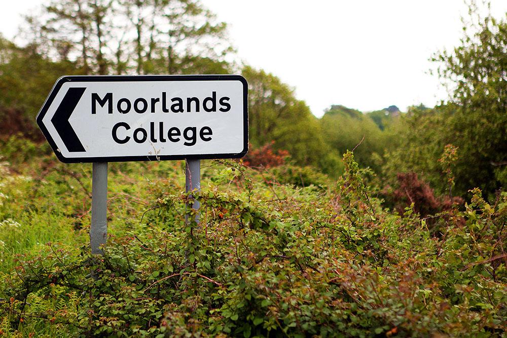 Friends of Moorlands gathering together