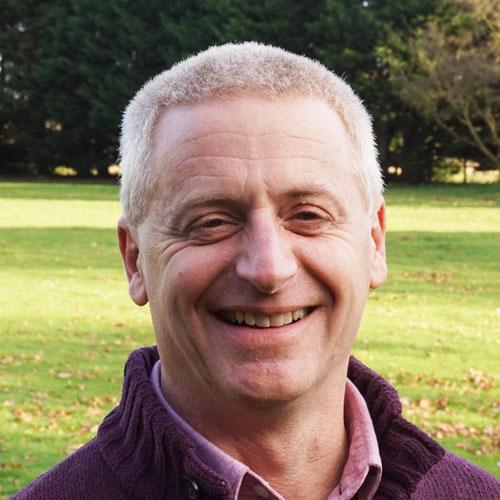 Dr Chris Sinkinson