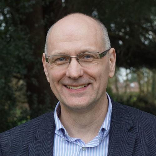 Revd Dr David Hilborn
