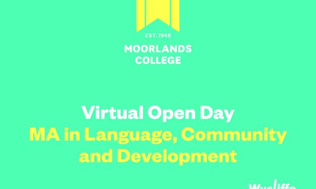 MA in Language, Community and Development Postgraduate Virtual Open Days & Resources