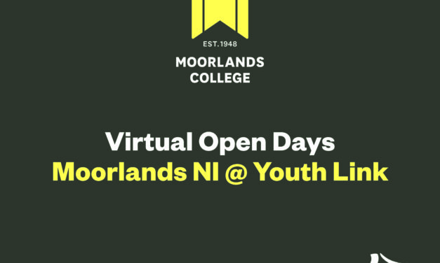 Moorlands NI @ Youth Link Undergraduate Virtual Open Days and Resources