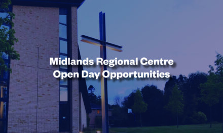 Midlands Regional Centre Open Day Opportunities (Undergraduate)