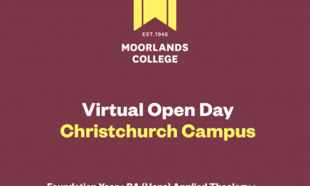 Christchurch Campus Undergraduate Virtual Open Day and Campus Tour Bookings
