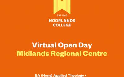 Midlands Regional Centre  Undergraduate Virtual Open Days & Resources