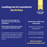Leading out of a pandemic: North East networking event