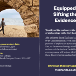 Equipped: Sifting the Evidence (Evening Course)